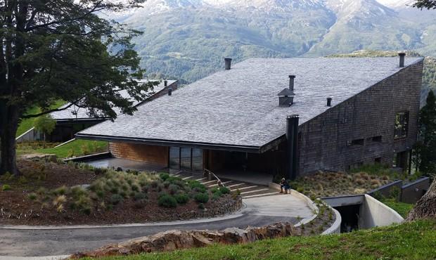 Instalación en Hotel Uman Lodge